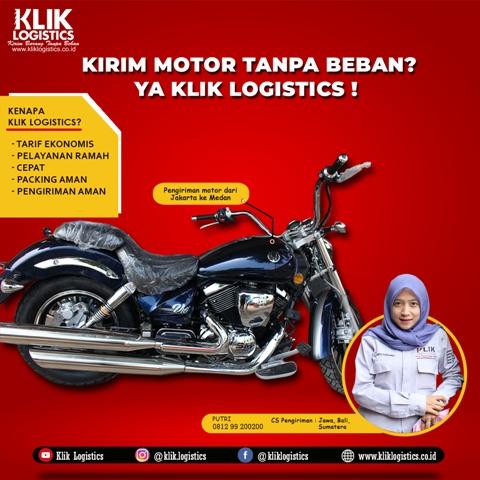layanan pengiriman motor